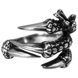 Bague ANIMAL - Griffes de Dragon