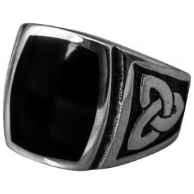 Bague DIVERS - Celtic Black