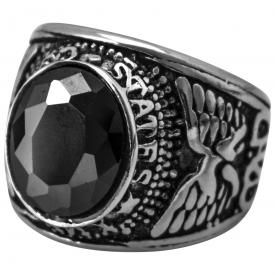 Bague DIVERS - US Navy Black
