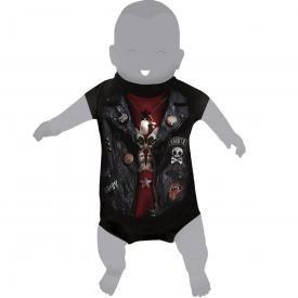 Body Bébé SPIRAL - Biker Jacket