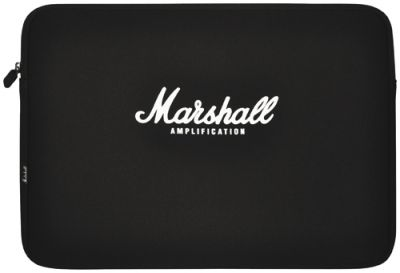 housse pc portable 15 6 marshall amplification sacs rock a gogo. Black Bedroom Furniture Sets. Home Design Ideas