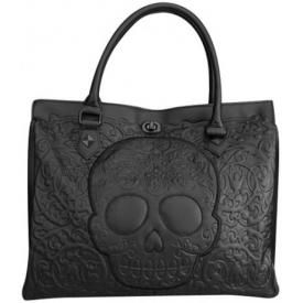 Sac à Main LOUNGEFLY - Lattice Skulls
