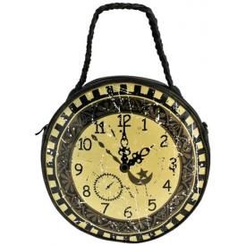Sac à Main BANNED - Steampunk Clock