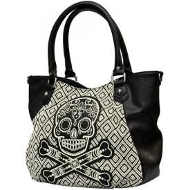 Sac à Main LOUNGEFLY - Sugar Skull Tweed