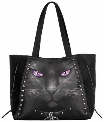 Black Cat Gogo A Main Sac Rock À Spiral qxpWFZt