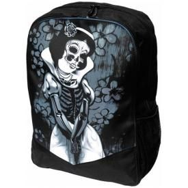 Sac à Dos DARKSIDE - Snow White Skeleton