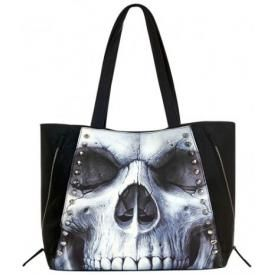 Sac à Main Spiral DARK WEAR - Solemn Skull