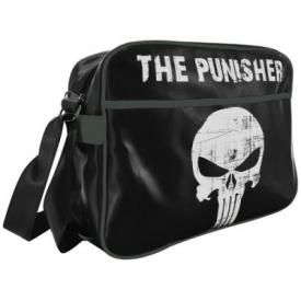 Sac Messenger THE PUNISHER - Vintage Logo