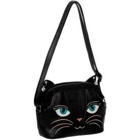 Sac à Main BANNED - Black Cat