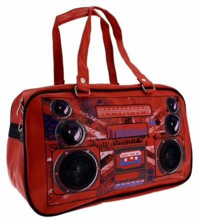 Jawbreaker Sac A À Jack Red Rock Gogo Main Enceintes Boombox 0OknwPX8