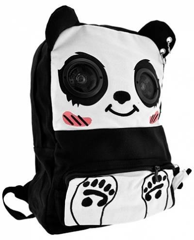 pas cher pour réduction f6bc1 e0dcc Sac à Dos BANNED - Panda Speaker Backpack - Rock A Gogo