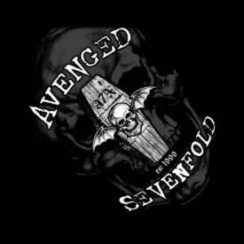 Bandana AVENGED SEVENFOLD - Coffin
