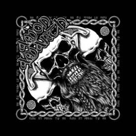 Bandana AMON AMARTH - Barbed Skull