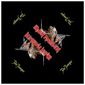 Bandana IRON MAIDEN - The Trooper