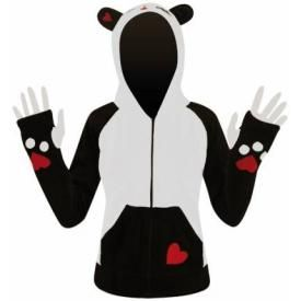 Sweat Nana EVIL CLOTHING - Killer Panda Luv