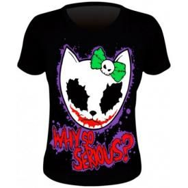 Skinny Nana EVIL CLOTHING - Why So Serious