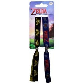 Bracelet Festival NINTENDO - The Legend Of Zelda X2
