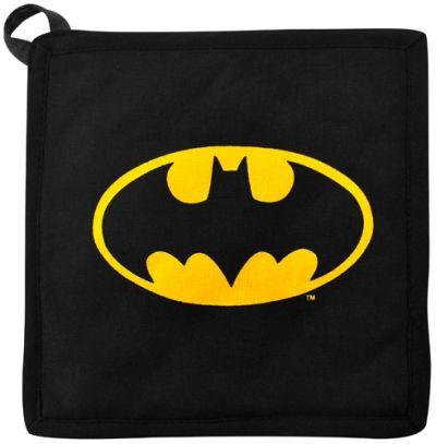 set de cuisine batman logo tabliers rock a gogo. Black Bedroom Furniture Sets. Home Design Ideas