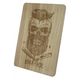 Planches à Découper DARKSIDE - Bearded Skull