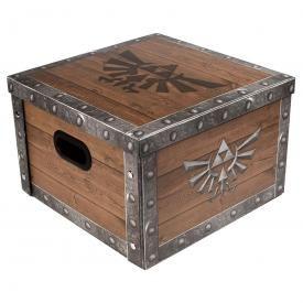 Boîte de Rangement ZELDA - Treasure