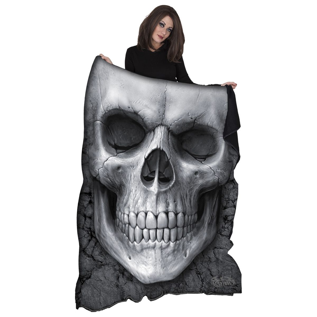 plaid spiral solemn skull plaids rock a gogo. Black Bedroom Furniture Sets. Home Design Ideas
