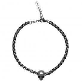 Bracelet ACIER - Mini Skull