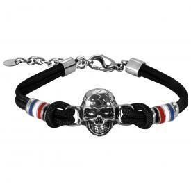Bracelet TÊTE DE MORT - Lightning Skull