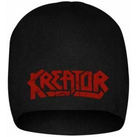 Bonnet KREATOR - Cracked Logo