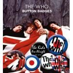 Pack de 6 Badges THE WHO - Lyrics