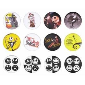 Pack de 12 Badges MISTER JACK - Jack's Studio