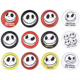 Pack de 12 Badges MISTER JACK - Faces