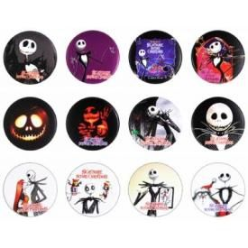 Pack de 12 Badges MISTER JACK - All Jack