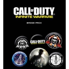 Pack de 6 Badges CALL OF DUTY - Infinite Warfare