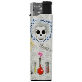 Briquet ALBERT EINSTEIN - Skull Fun