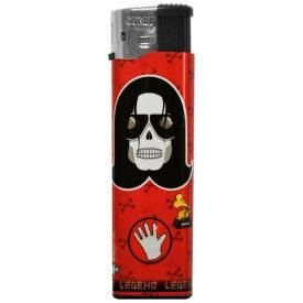Briquet MICHAEL JACKSON - Skull Fun