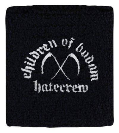 Image de Bracelet Mousse CHILDREN OF BODOM - Hatecrew