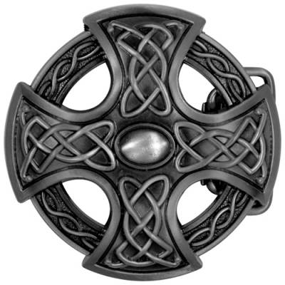 44d98764ab27 Boucle de Ceinture CROIX - Celtic Cross - Rock A Gogo