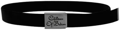 Image de Ceinture CHILDREN OF BODOM - Logo