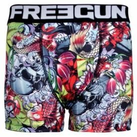 Boxer FREEGUN - Japan Tattoo