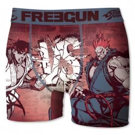 Boxer FREEGUN - Street Fighter Vs