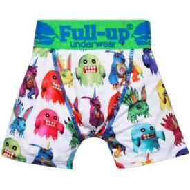 Boxer Enfant FULL UP - Monsters