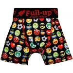 Boxer Enfant FULL UP - Emoticones