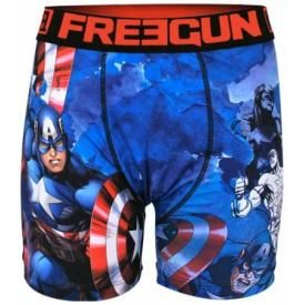 Boxer FREEGUN - Captain America Paint