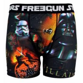 Boxer FREEGUN - Star Wars 3D Vilains