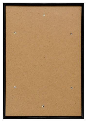 cadre pour poster 3d noir format a3 posters rock a gogo. Black Bedroom Furniture Sets. Home Design Ideas