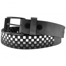Ceinture CUIR - Square Checker