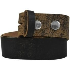 Ceinture CUIR - Cracked Brown