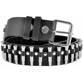 Ceinture CUIR - Bullets Of Steel