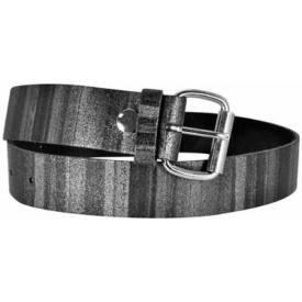 Ceinture CUIR - Dark Stripes