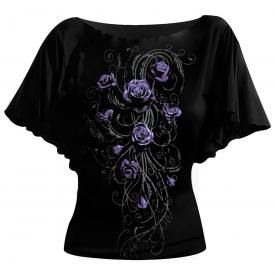 Tee Shirt Femme DARK WEAR - Entwined